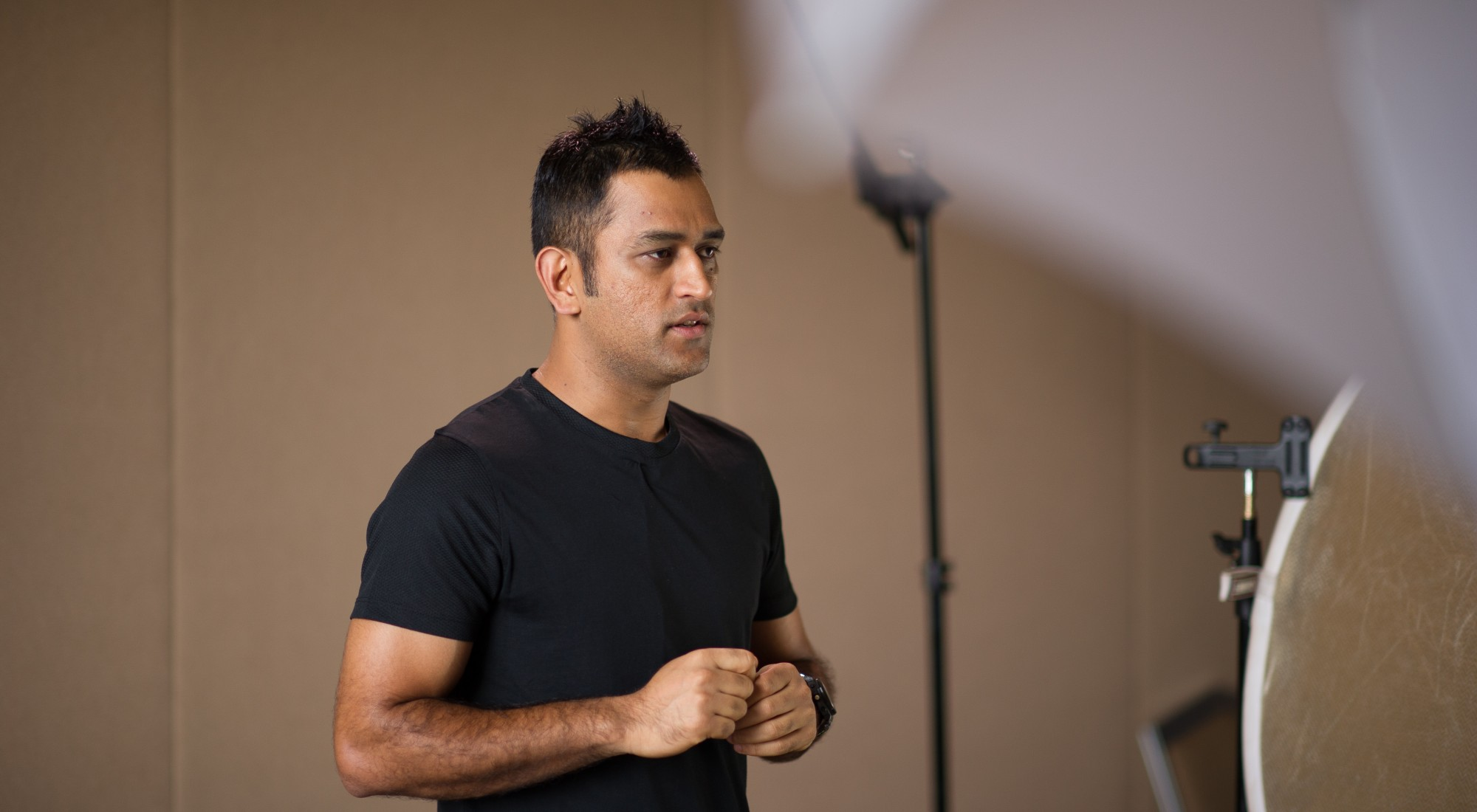 Respect2Protect MS Dhoni Behind the scenes