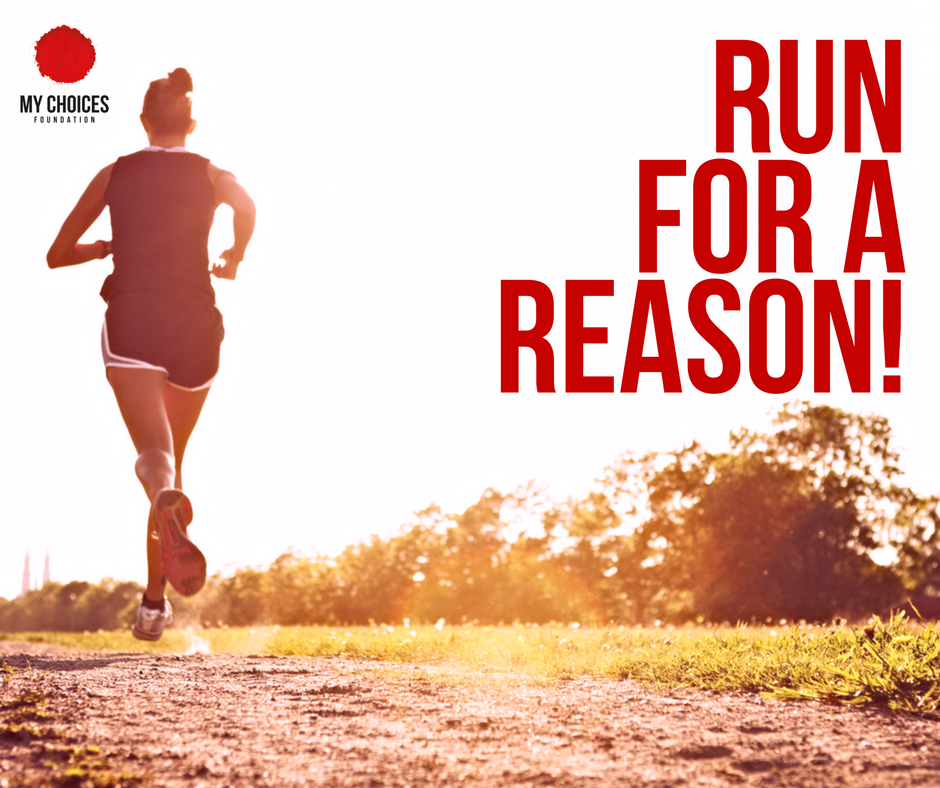 We are proud to announce that My Choices Foundation is an NGO partner for the upcoming Airtel Hyderabad Marathon to be held on August 20th, 2017. We would love it if you could run for us, campaign for us and cheer us!